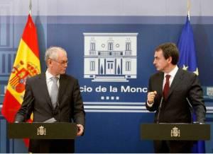 Els dos presidents de la Unió Europea