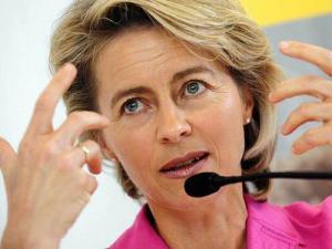 Ursula von der Leyen, actual Ministra de Treball Alemanya