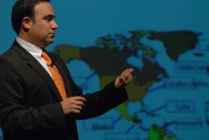 Sr. Luis Guillermo Plata, Ministre de Comerç, Indústria i Turisme de Colòmbia