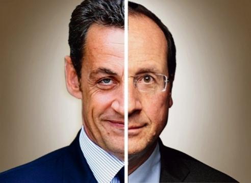 Sarkozy ó Hollande? Sigui quin sigui el futur President de França, l'objectiu és clar: Reducció del dèficit mitjançant un augment d'impostos - font: lefigaro.fr
