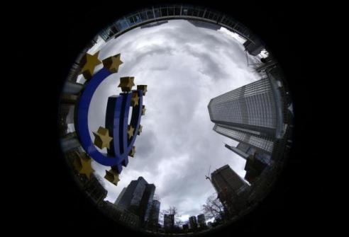El punt de mira del Banc Central Europeu. Font gràfica: lainformacion.es