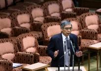 El candidat a ocpar la presidència del Banc Central Japonès, Haruikho Kuroda.