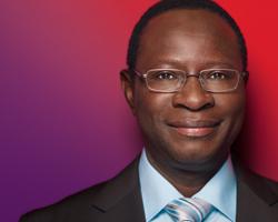 Karamba Diaby (SPD), d'origen senegalès, serà el primer diputat negre del Bundestag  -  font: karamba-diaby.de