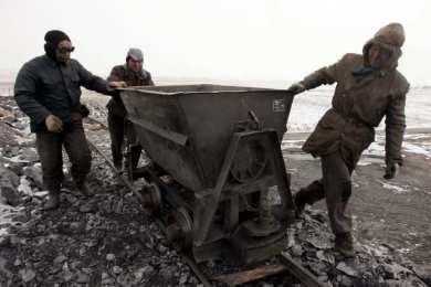 Mina de carbó a la Xina  -  font: seekingalpha.com