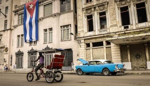 Imatge d'un carrer de La Habana - font: NBC