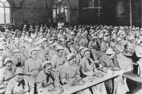 workhouses